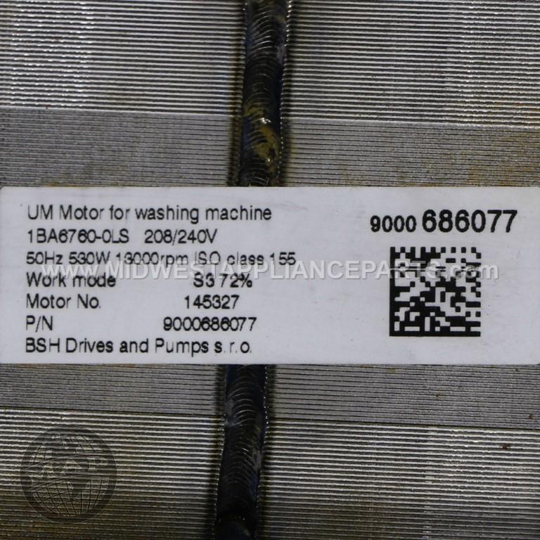 00145327 Bosch Drive Motor