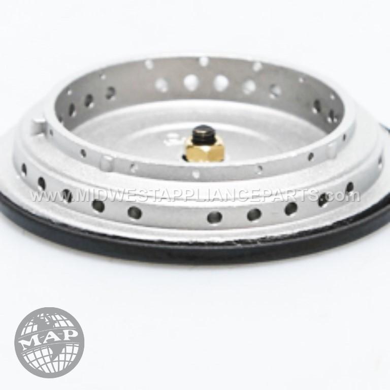 00189335 Bosch Black Surface Burner Cap