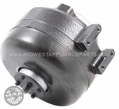 10002 Morrill Motors 2 Watt 115 Volt Cw Cast Iron