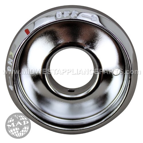 1103 Imperial Bezel T'stat Chrome Ir Oven