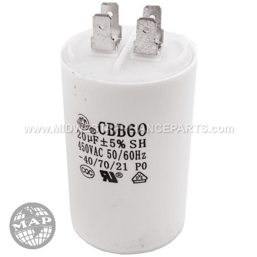 1194696 Southbend Capacitor 208-240v
