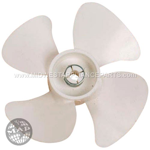 12-0675-25 Scotsman Fan Blade With Retainer