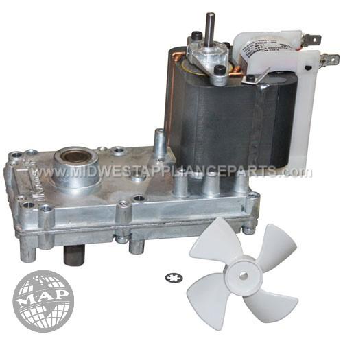 12-2677-21 Scotsman Gear Motor- 115v 60hz