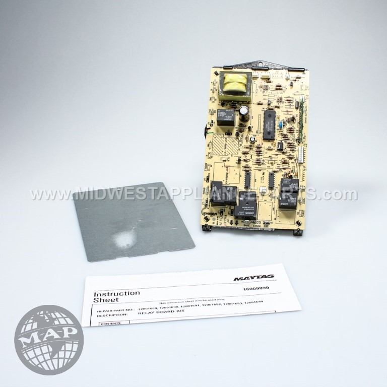 12001689 Whirlpool Relay Board