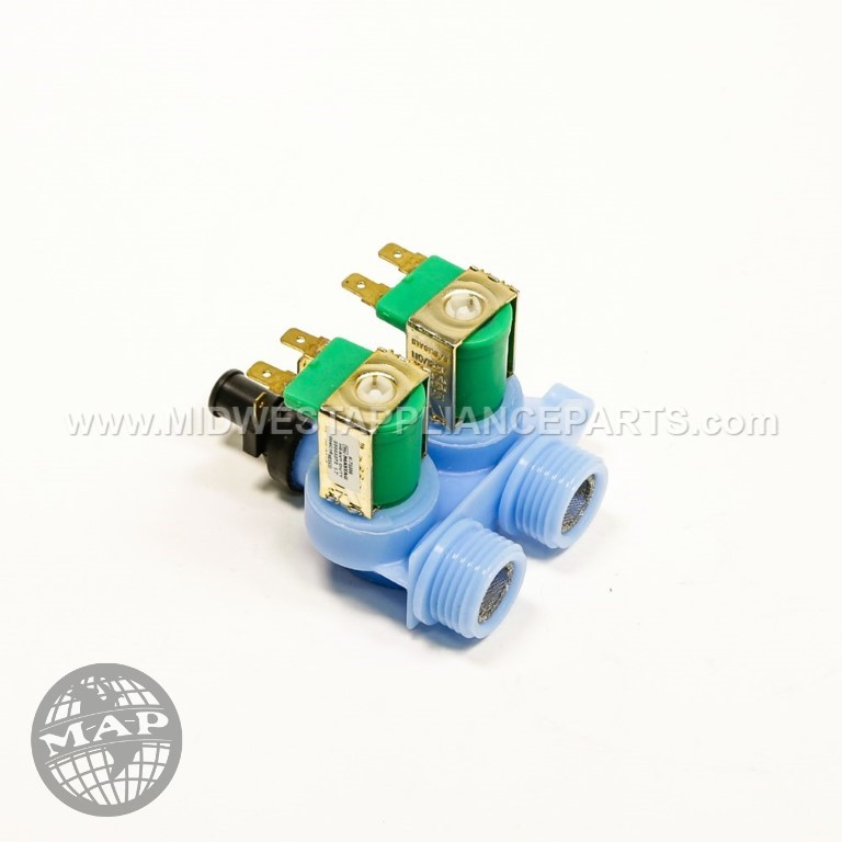 12002158 Whirlpool Water Inlet Valve with Thermistor
