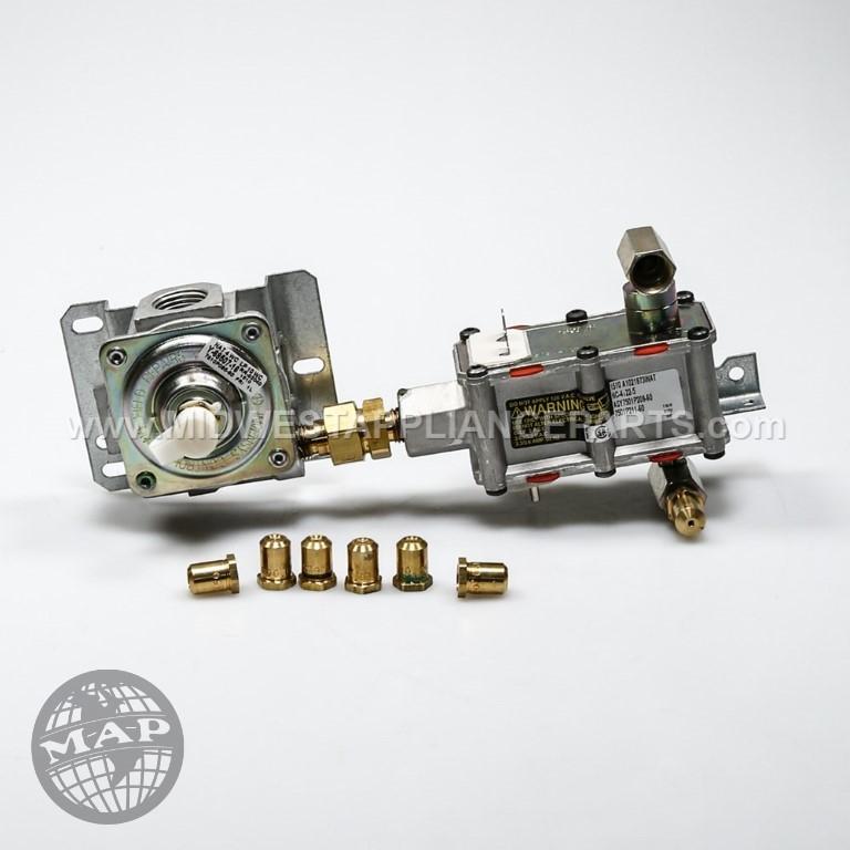12002227 Whirlpool Gas Valve and Regulator