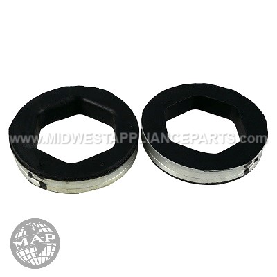 "1220A Century 2 1/4"" Rubber Mounting Ring"