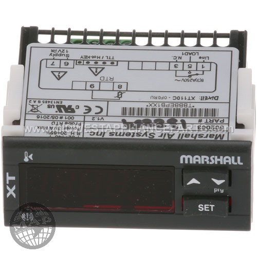 132259 Marshall Air Temp Control Cb1intl
