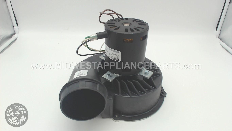 14-005 Velocity boiler works [crown] Motor fan assembly