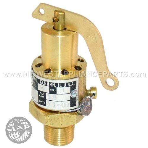 143470 Groen Valve Pressure Relief 1psi 3/8npt
