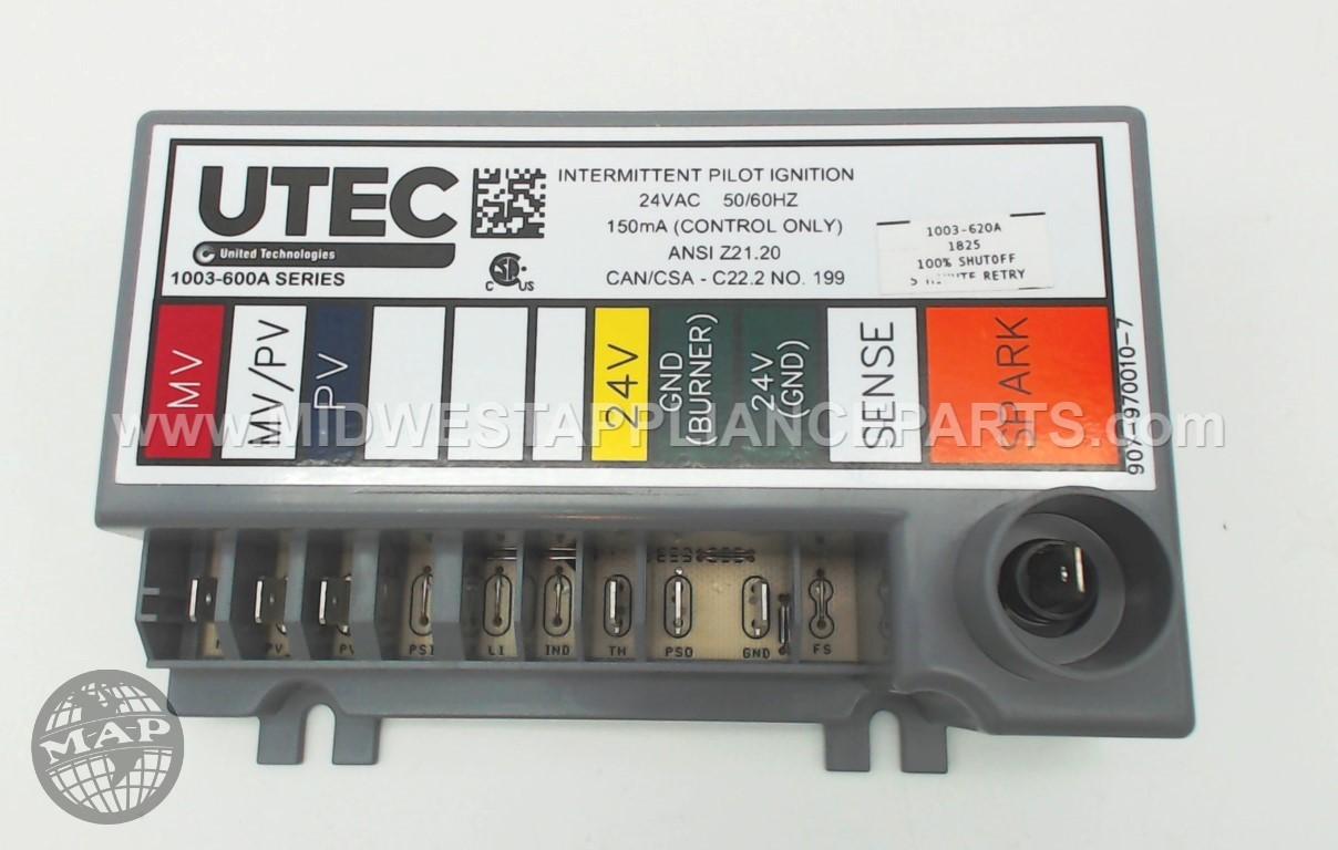 14662070 Utica-dunkirk 24v ip ignition control;5mrtry
