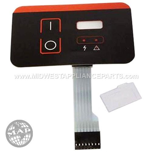 2059397 Sammic Keyboard Set