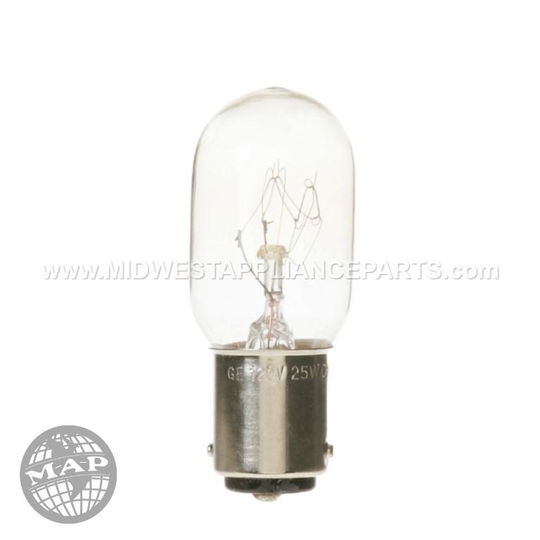 25T7DC General Electric Light Bulb