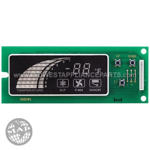 30243Q0100 Turbo Air Display Pcb
