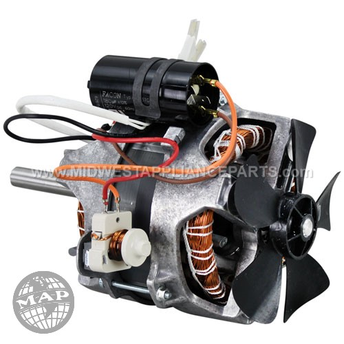 3076S Robot Coupe Motor