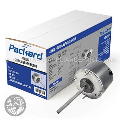 30825 Packard 1/3 Hp 825Rpm 208-230 Volts