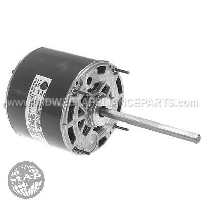 3280 Genteq 1/3 Hp 1075 Rpm/2 Spd 460 Volt Motor