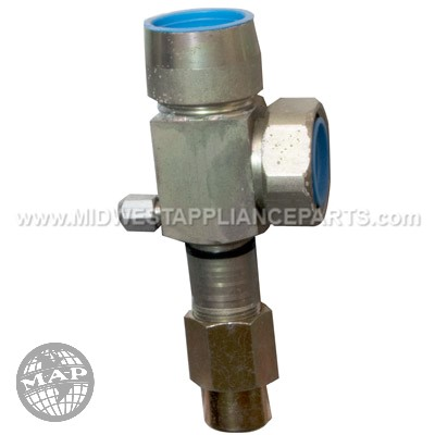 344033 Bristolsuction Service Valve 1 3/8