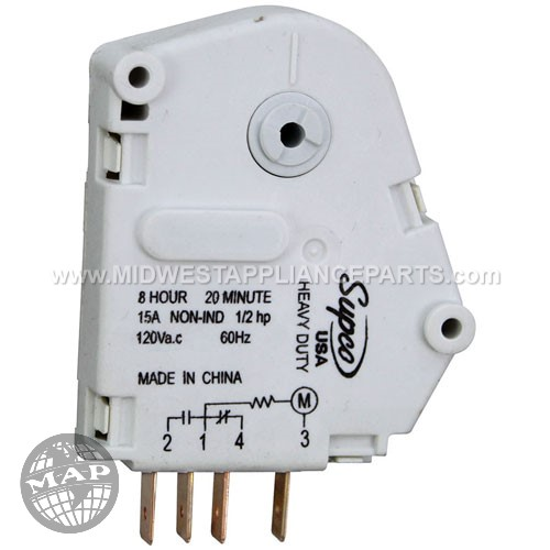 4-960 Continental Defrost Timer