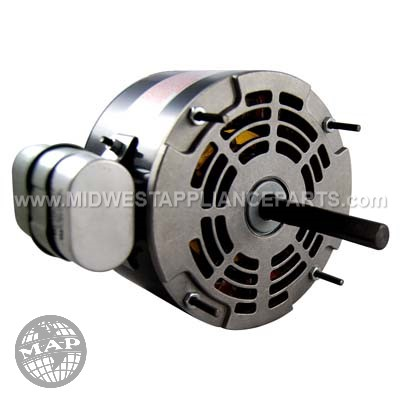 40265 Packard 208/230v 1550rpm 1/6hp motor