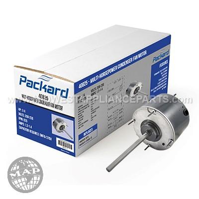 45458B Packard 1/3-1/6hp multi-hp 208-230vmtr