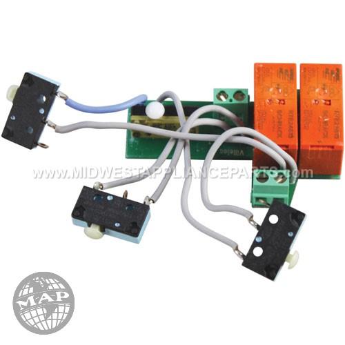45620.1 Dynamic Mixer Microswitch