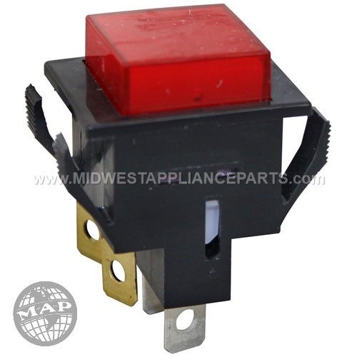 61420 Blickman Switch On/off Mom Pushbutton