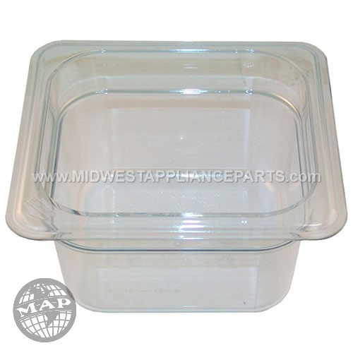 64CW Cambro Pan Poly Sixth X 4 - 135