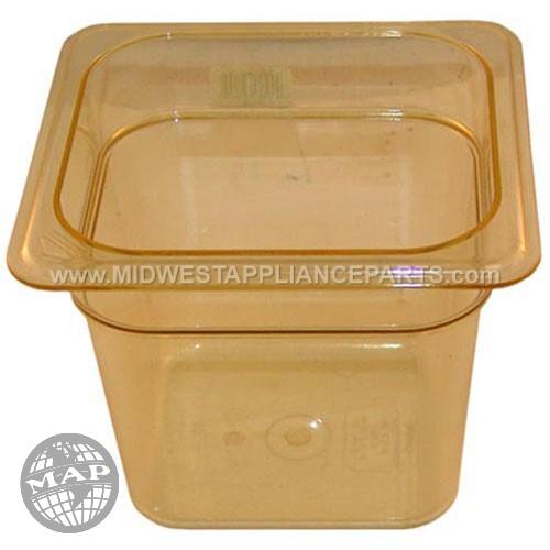 66HP Cambro High Heat Food Pan*discontinued