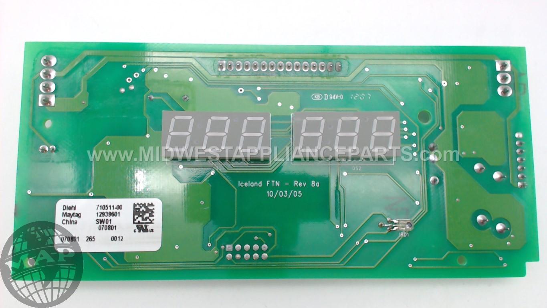 67006294 Whirlpool Control Board
