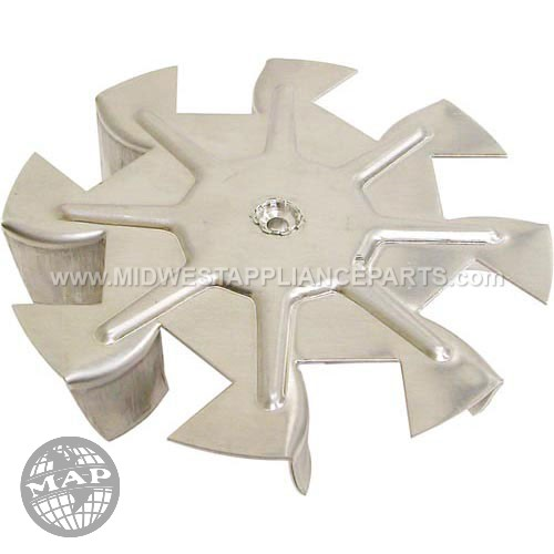 705846 Supersystems Blade Fan - Radial