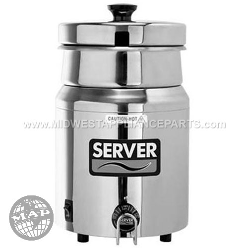 81000 Server Products 4 Qt Counter Topcooker/warmer
