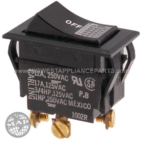 8423-15 Ember Glo Switch Rocker Lighton/off
