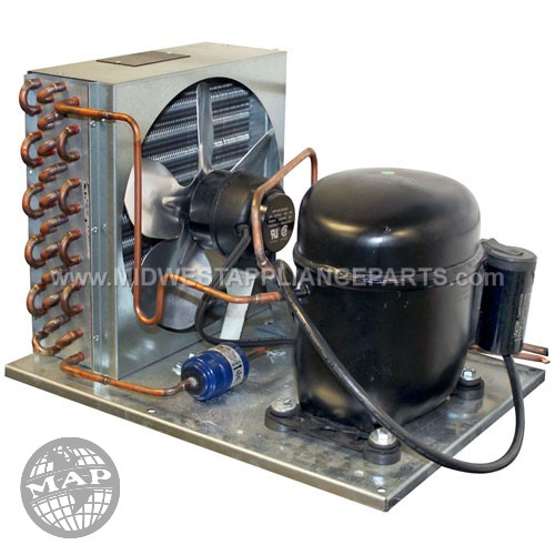 88-2009 Replacement Condensing Unit - R134a115v/1ph/60hz 1/2hp