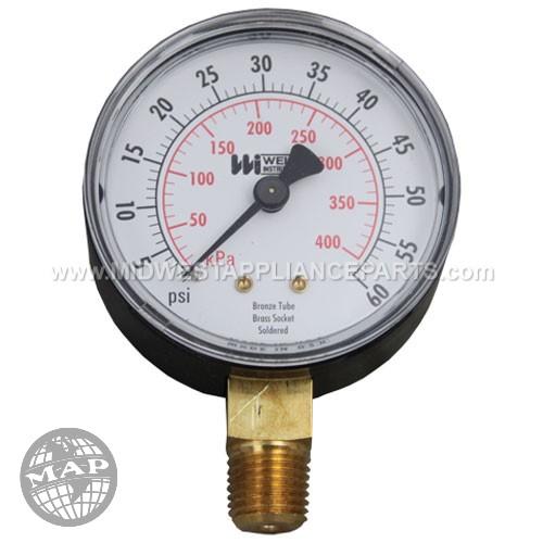 9546261 Meiko Pressure Gauge