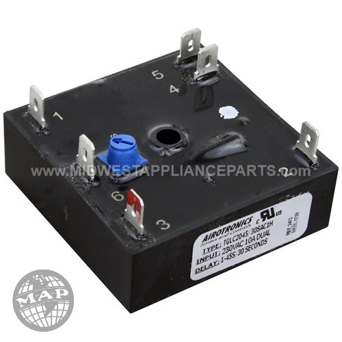 97-6600 Market Forge Time Delay Relay