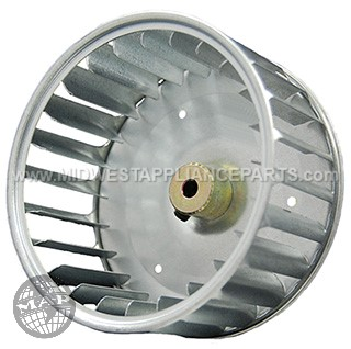 A60200BW Revcor Blower Wheel Replaces First Co. W200