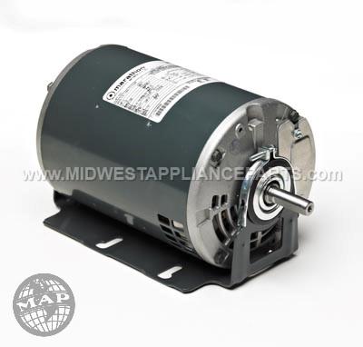 B401 Marathon 1/2 Hp 1725 Rpm 115 Volts Motor