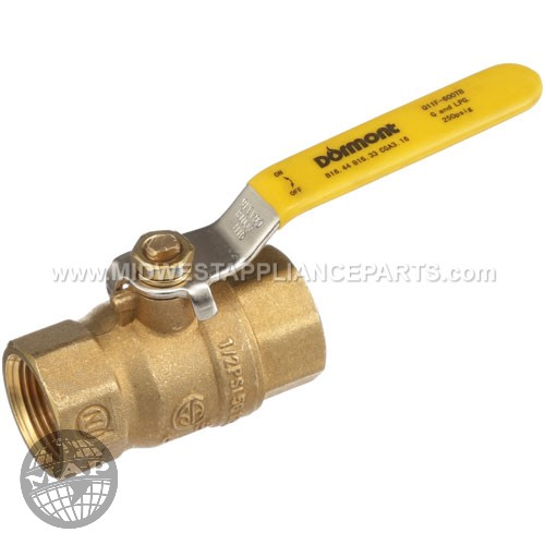 BKG-BV75 BK Resources Gas Shut-off 3/4 Valve