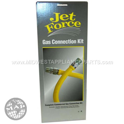 BKG-GHC-10036-SKC3 BK Resources Jet Force Hose Kit - 1 X 36