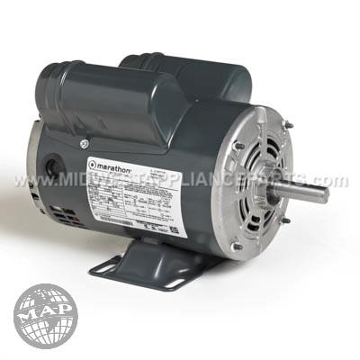 C191 Marathon 1 1/2 Hp 1725 Rpm 115/208-230 Volt Motor