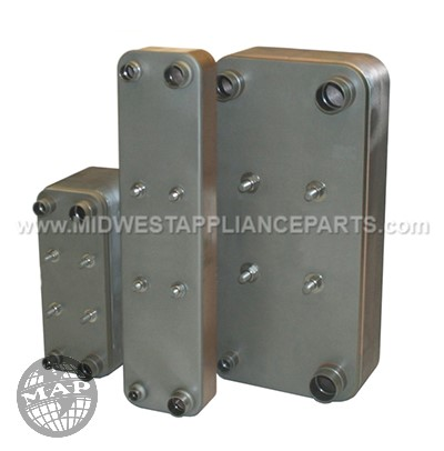 C25G Kelvion Brazed Plate Heat Exchanger