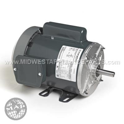 C268 Marathon 3/4 Hp 1800 Rpm 115/230 Volts Motor