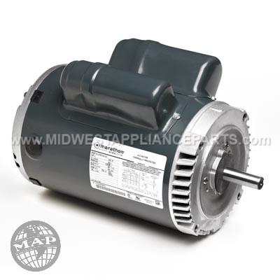 C332 Marathon 3/4 Hp 3450 Rpm 115/230 Volts Motor