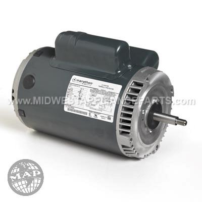C341 Marathon 3 Hp 3450 Rpm 115/230 Volts Motor