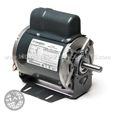 C552 Marathon 1/2 Hp 1140 Rpm 115/230 Volt Motor