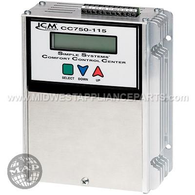 CC750-115 Icm 115v blower speed control