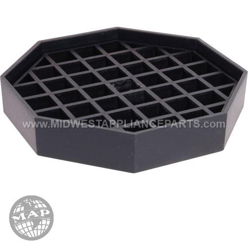CR1451B Bar Maid Traydrip W/grid4-1/8blk