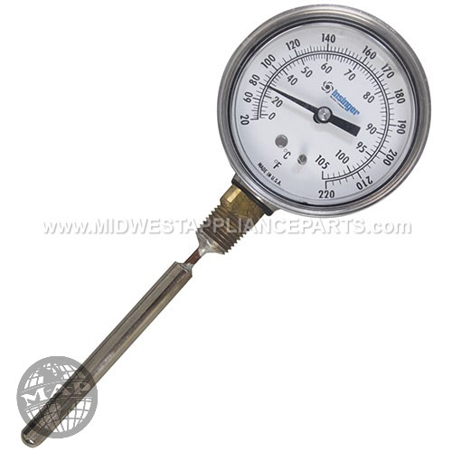 D2495 Insinger Temperature Gauge