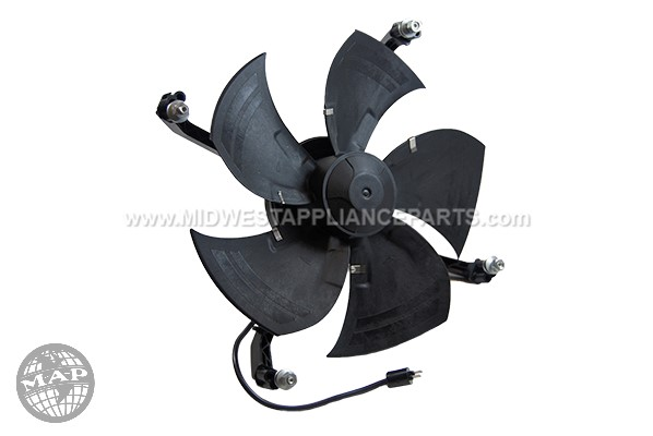 EBM0207 Ebm-Papst Ebm 12 In Ecm Fan Assembly. Fixed Rpm